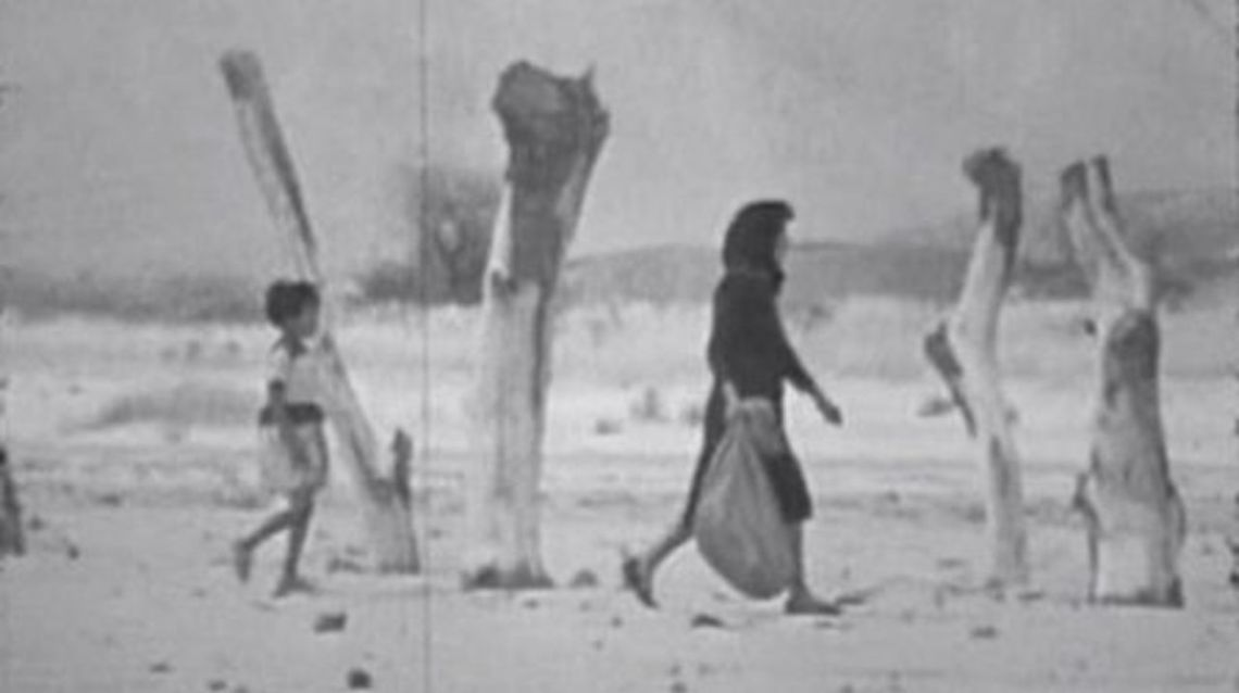At Lightbox Film Center 3/2/19. El Cine Quema is a retrospective of Raymundo Gleyzer's guerrilla documentaries exposing the rise of fascism in Argentina.
